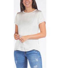 blusa adrissa básica juliana blanco