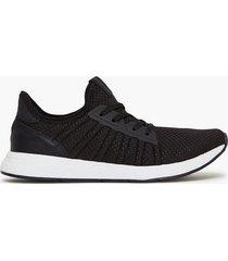 jack & jones jfwmike mesh anthracite noos sneakers svart