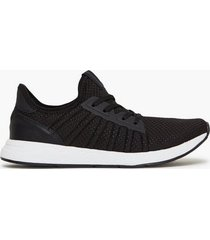 jack & jones jfwmike mesh anthracite noos sneakers svart