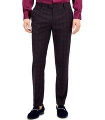 inc men's jace slim fit pants, created for macy's