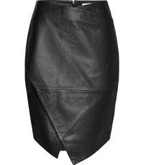 2nd abigale kort kjol svart 2ndday
