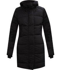 alliston quilted down coat
