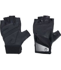 guante fitness gloves ii negro body & soul