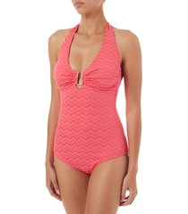 women's melissa odabash tampa one-piece swimsuit
