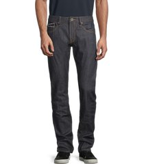 cult of individuality men's rocker slim-fit jeans - dry - size 33