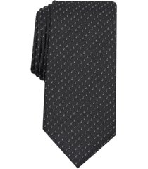 alfani men's cicero mini-dot tie, created for macy's