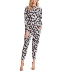 jessica simpson lisa cheetah sweater