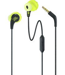 audifonos jbl endurance run cable 3.5mm deporte - amarillo