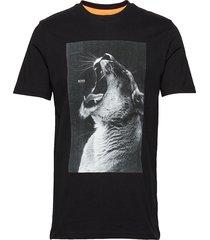 troaar 2 t-shirts short-sleeved svart boss