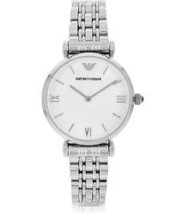 emporio armani designer women's watches, stainless steel women's watch