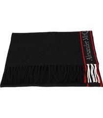 branded scarf