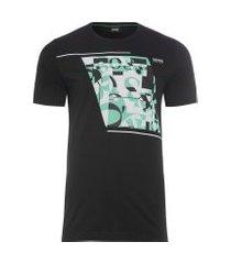 t-shirt masculina 3 - preto