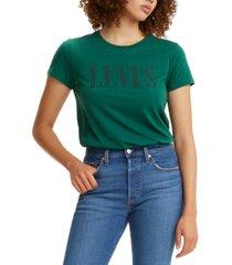 levi's women's essential logo perfect t-shirt