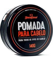 pomada beard brasil para cabelos 140 gramas