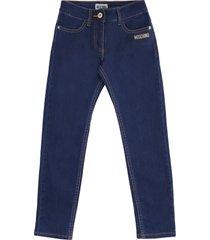 moschino teddy bear jeans