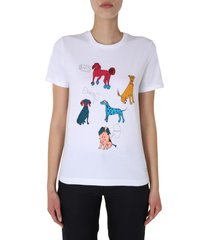 ps by paul smith dog days t-shirt