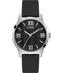 reloj guess campbell gw0282g1 - plateado