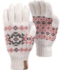 guantes nordic glove blanco lippi