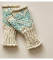 nellie fingerless gloves
