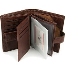 uomo portafoglio portacarte in pelle pu con 9 card slots da business