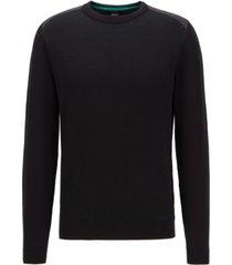 boss men's remast regular-fit sweater