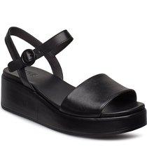misia shoes summer shoes flat sandals svart camper