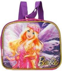 lancheira 2 em 1 barbie dreamtop sestini