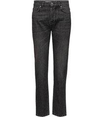 study black st rechte jeans grijs j. lindeberg