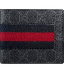 men's gucci supreme wallet -