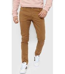 pantalón marrón bensimon ramones
