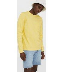 samsøe samsøe arrie t-shirt ls 11567 tröjor pineapple