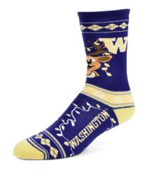 for bare feet byu cougars sweater stride socks
