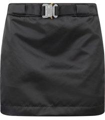 1017 alyx 9sm buckle fastening skirt