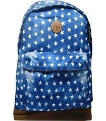 mochila arrive fashion cleo azul