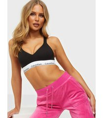 calvin klein underwear bralette lift bandeau & soft-bra svart