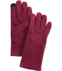 cuddl duds fleece glove with infrared lining