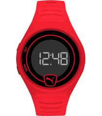 reloj fashion rojo puma