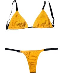 bikini amarilla innocenza fly