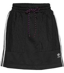 skirt kort kjol svart adidas originals