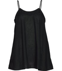 abisha t-shirts & tops sleeveless zwart rabens sal r