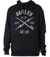 moletom oakley surf bolt pullover masculino