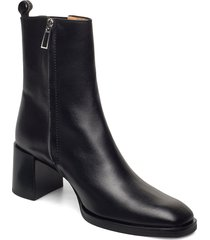 florence chelsea bootie shoes boots ankle boots ankle boot - heel svart filippa k