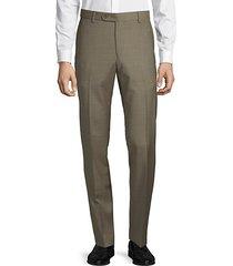 classic textured pants