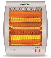 aquecedor halógeno comfort air a-09 127v branco