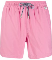 mc2 saint barth pantone 21 swim shorts - pink