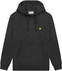 lyle and scott oth fly fleece hoodie