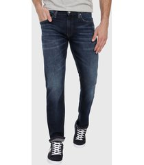 jean azul oscuro tommy jeans