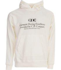 c.p. company sweatshirts sweat hooded