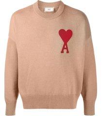 oversize ami de coeur sweater