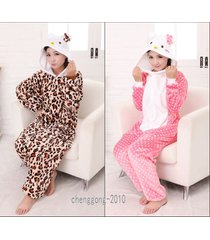 2016 adult pajamas cosplay costume animal one smooth sleepwear
